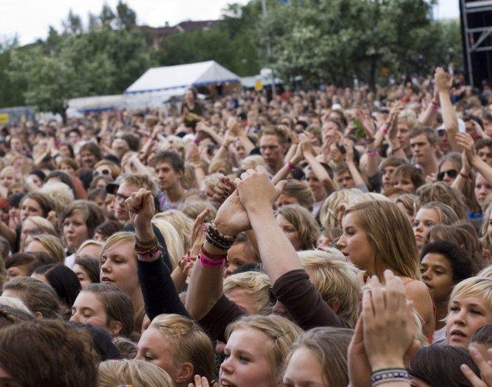 Festivaler gir minner for livet