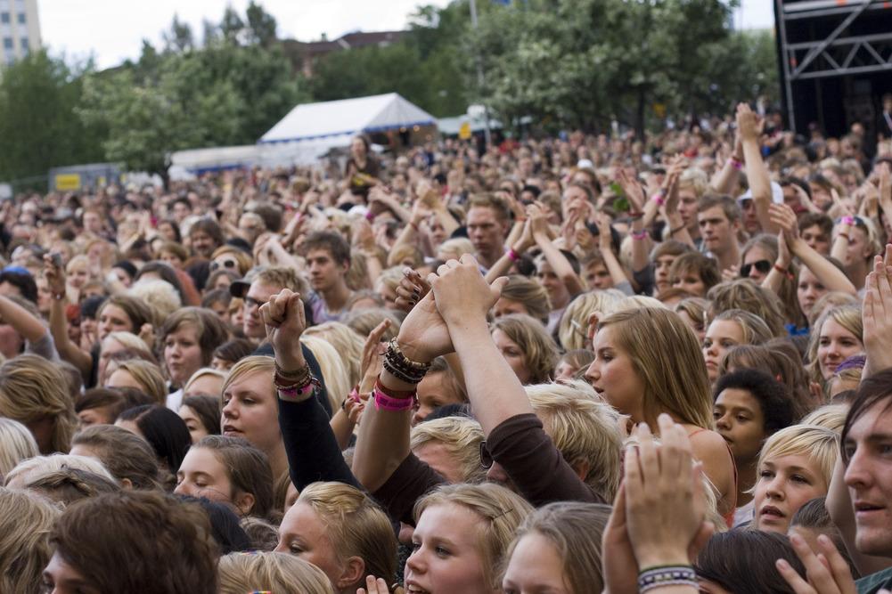 Hagefester Redder Festivalsommeren I Norge!