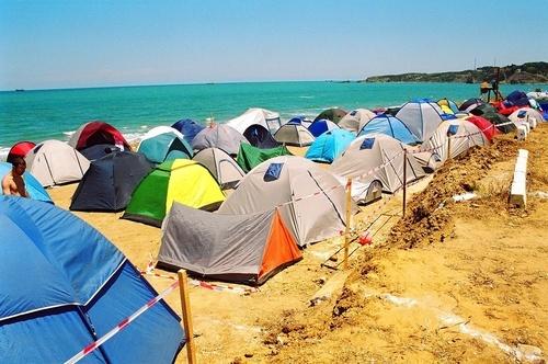 Hvordan trives i telt